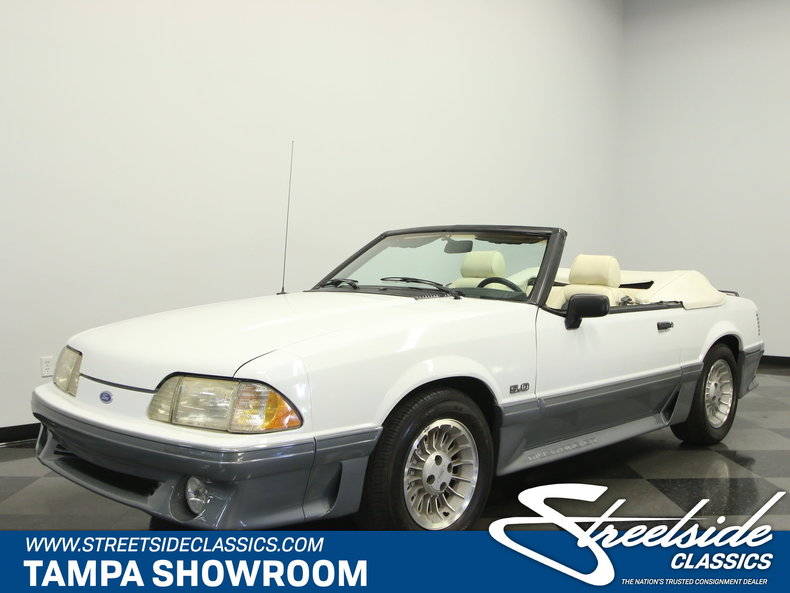 For Sale: 1989 Ford Mustang