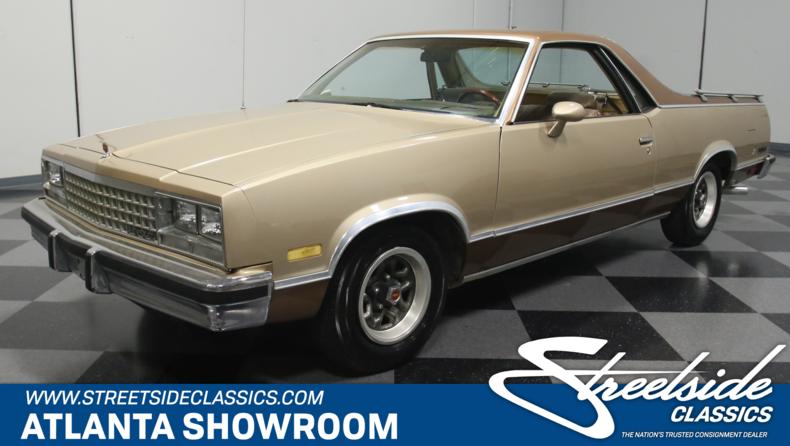 For Sale: 1985 Chevrolet El Camino