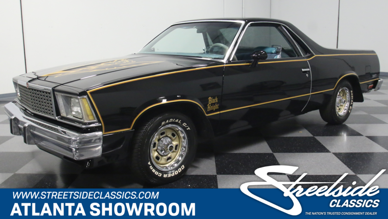 Chevy Dealers Tampa >> 1978 Chevrolet El Camino | Streetside Classics - The Nation's Trusted Classic Car Consignment Dealer