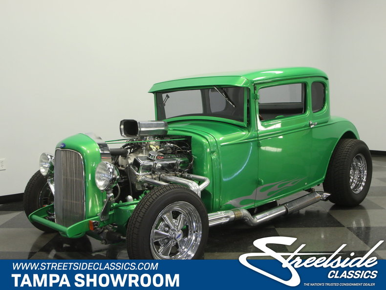 1931 Ford 5-Window
