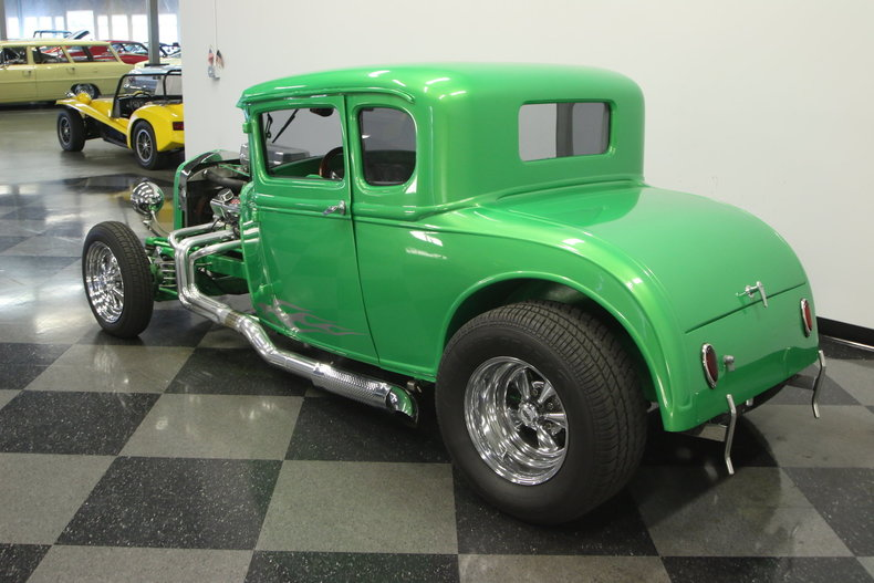1931 Ford 5 Window Streetside Classics Classic Exotic Car Consignment Dealer