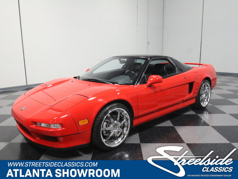 For Sale: 1994 Acura NSX