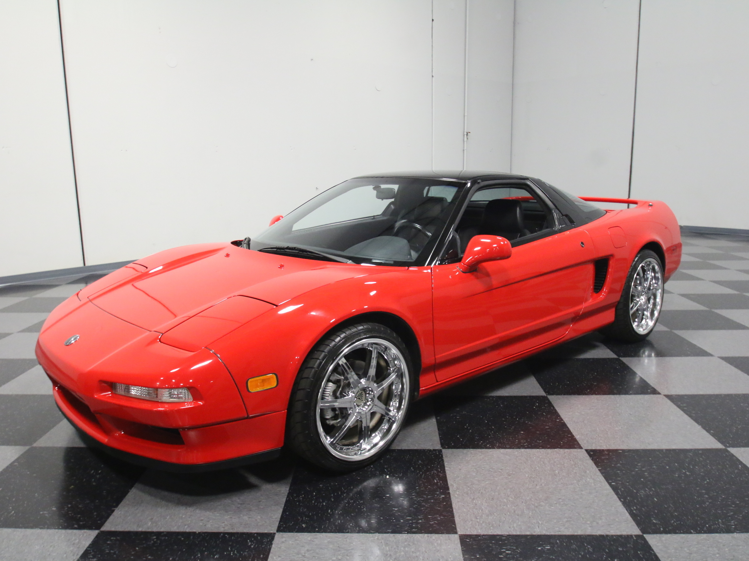 1994 acura nsx streetside classics the nation 39 s trusted classic car consignment dealer. Black Bedroom Furniture Sets. Home Design Ideas