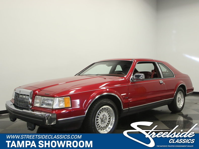 For Sale: 1990 Lincoln Mark VII LSC