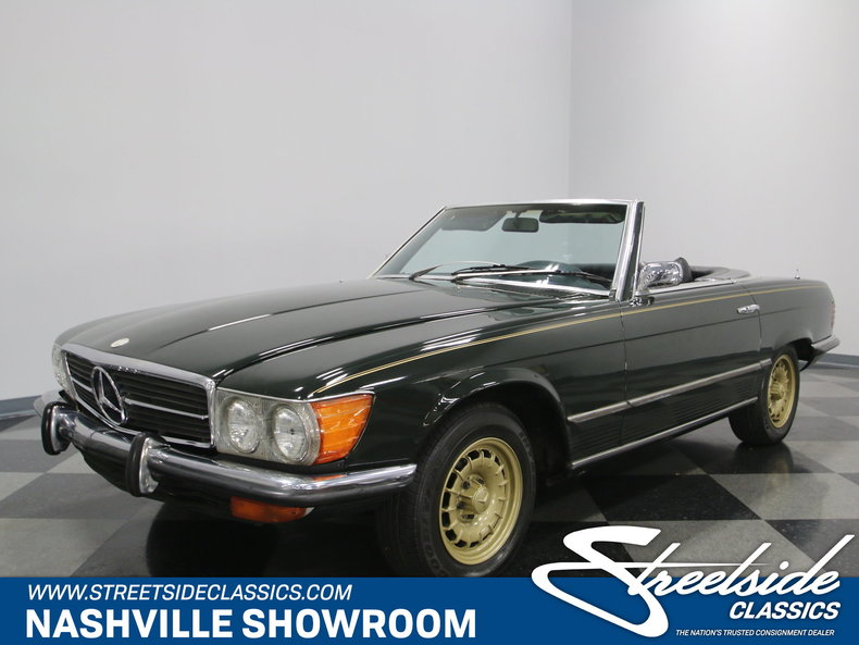 1973 Mercedes-Benz 450SL
