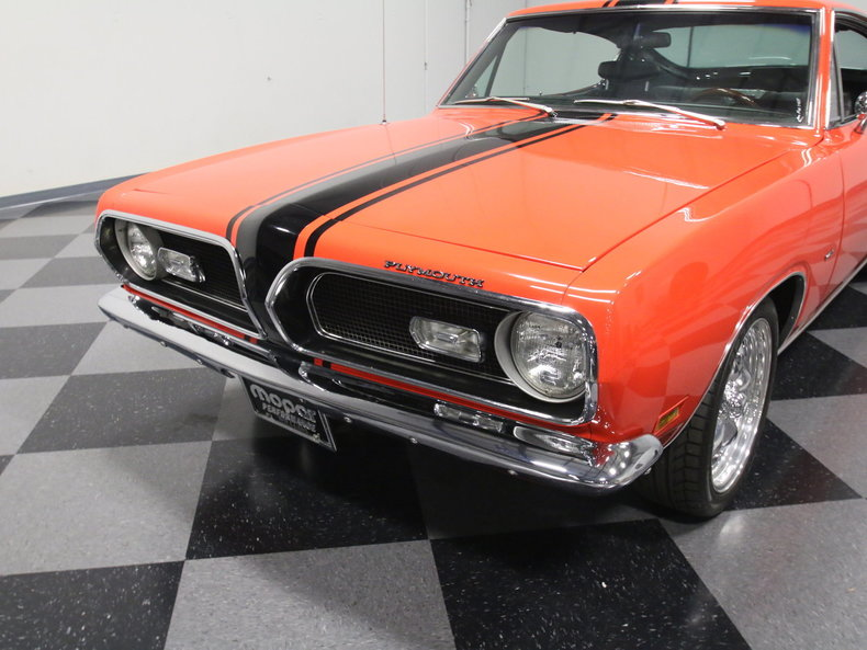 1969 Plymouth Barracuda Formula S For Sale 49250 Mcg