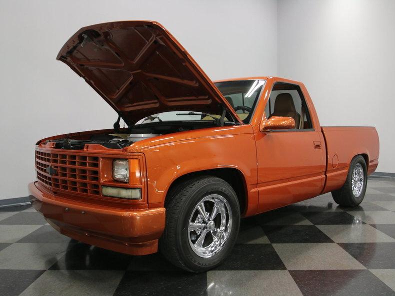 1989 1989 Chevrolet Silverado For Sale