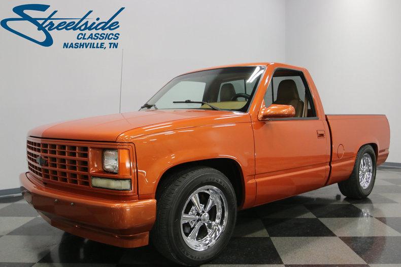 1989 Chevrolet Silverado   Streetside Clics - The Nation's ...