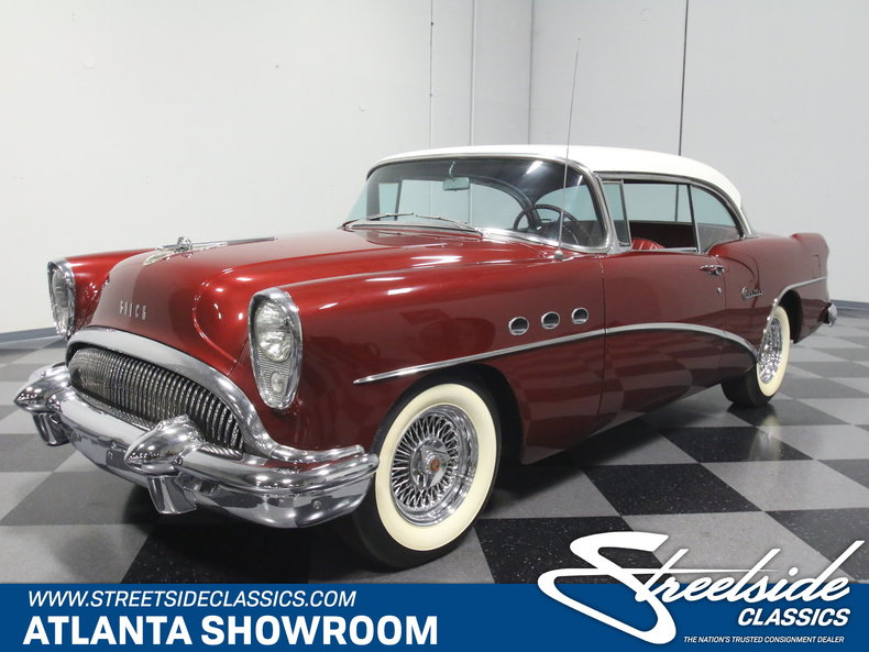 For Sale: 1954 Buick Century