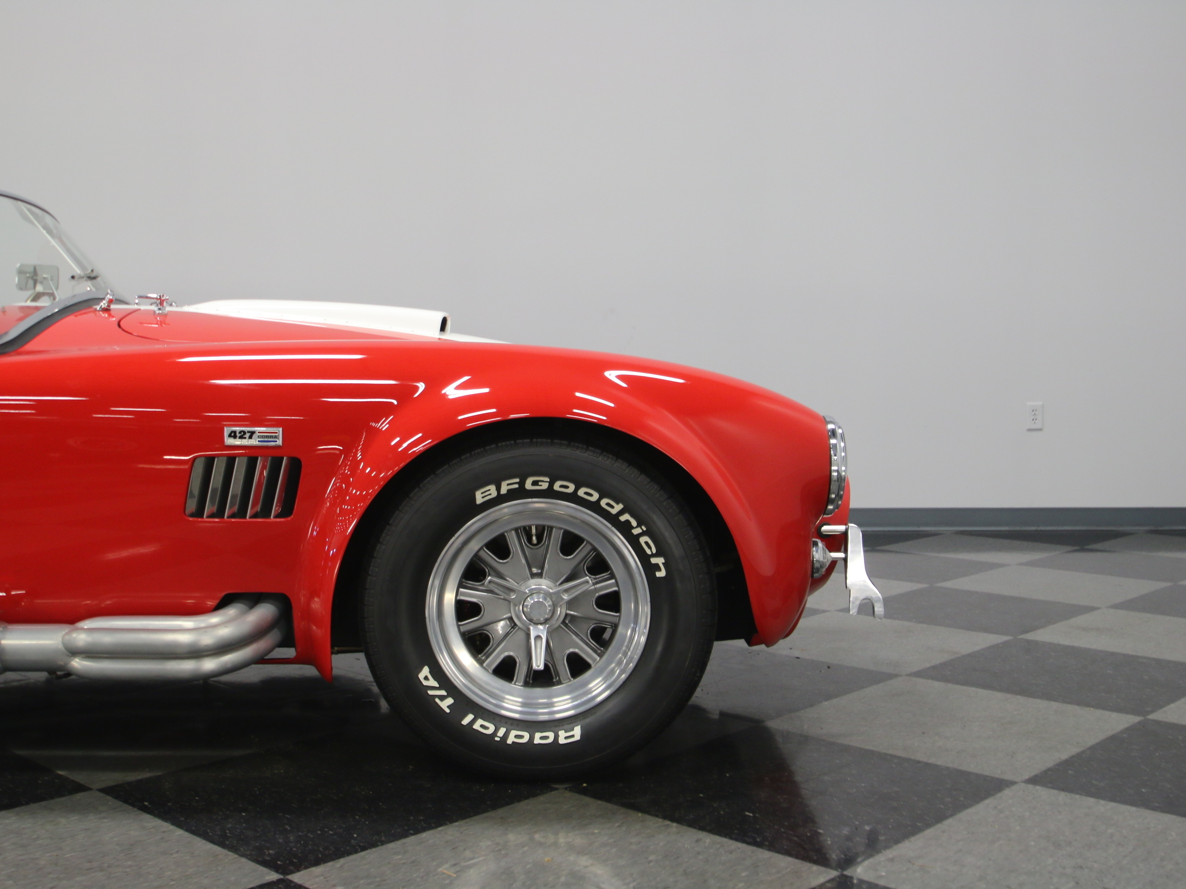 0465-NSH | 1965 Shelby Cobra Superformance | Streetside Classics