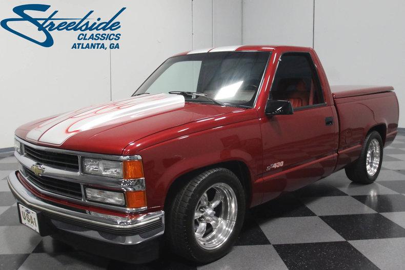 1992 Chevrolet Silverado Streetside Classics The