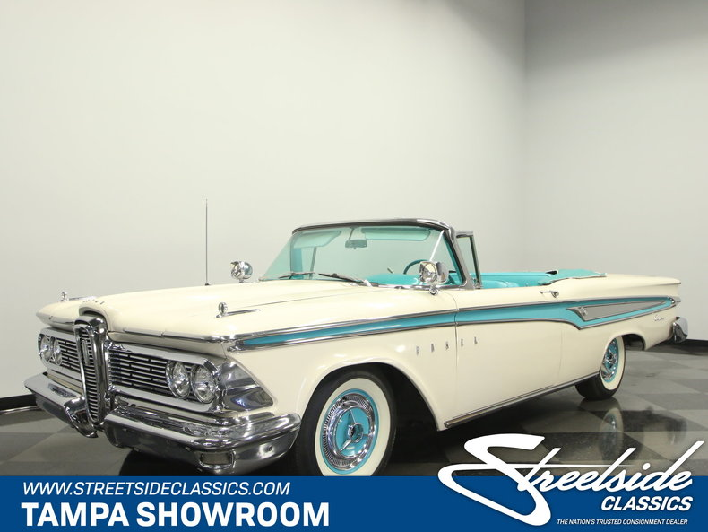 For Sale: 1959 Edsel Corsair