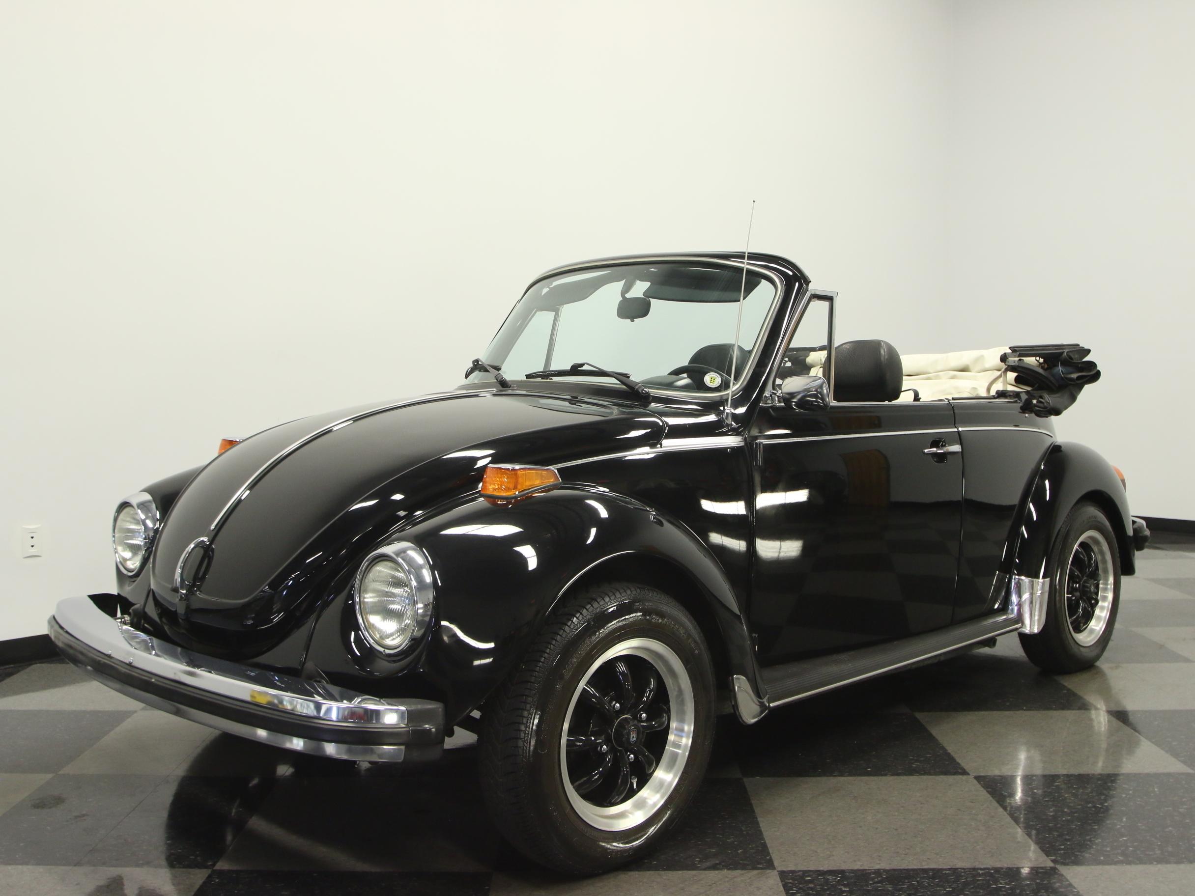1979 Volkswagen Super Beetle Streetside Classics