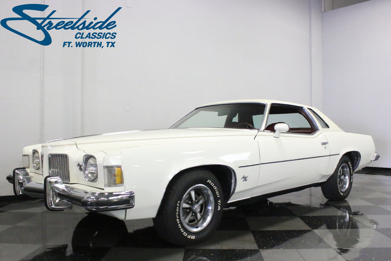 For Sale: 1973 Pontiac Grand Prix