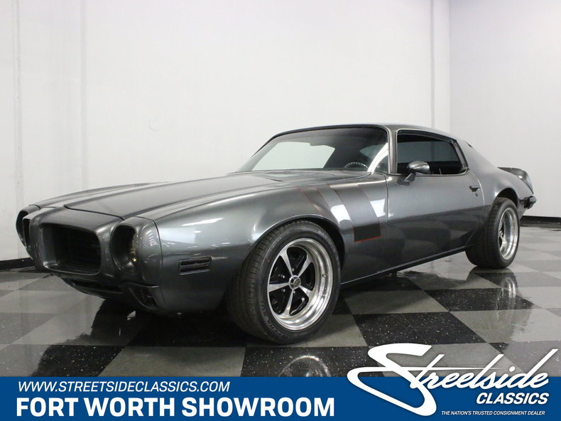 For Sale: 1973 Pontiac Firebird