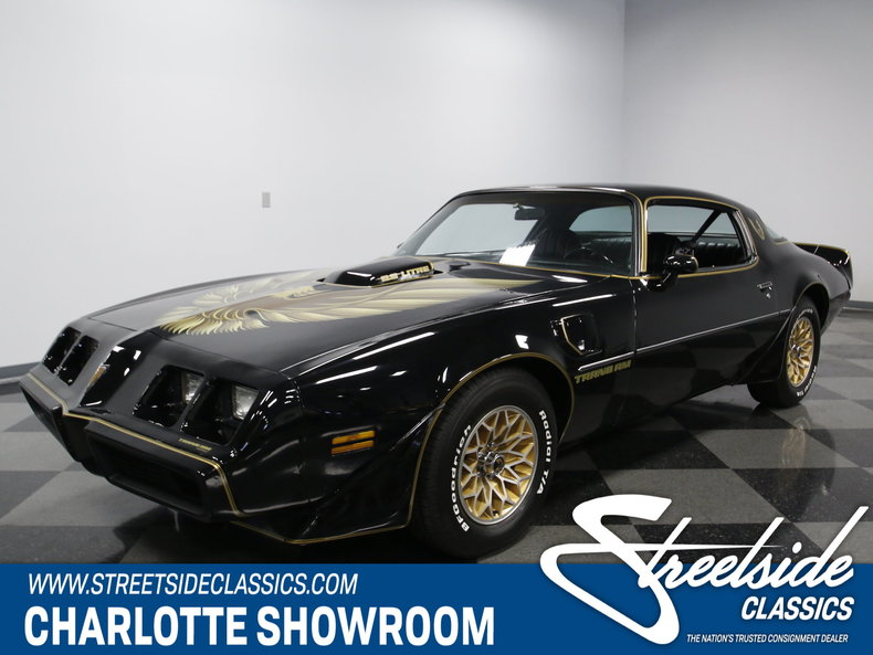 For Sale: 1979 Pontiac Trans Am