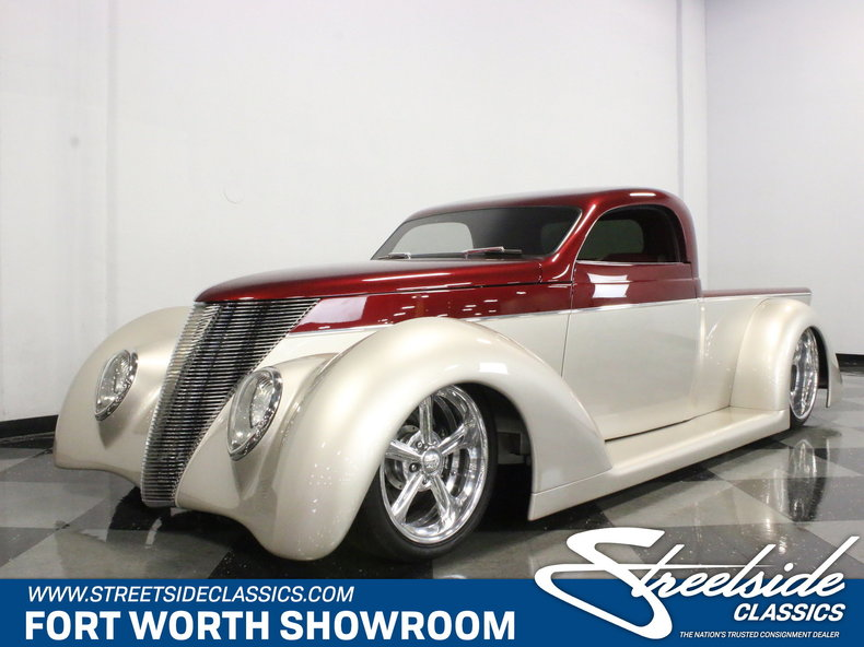 For Sale: 1937 Ford Phantom