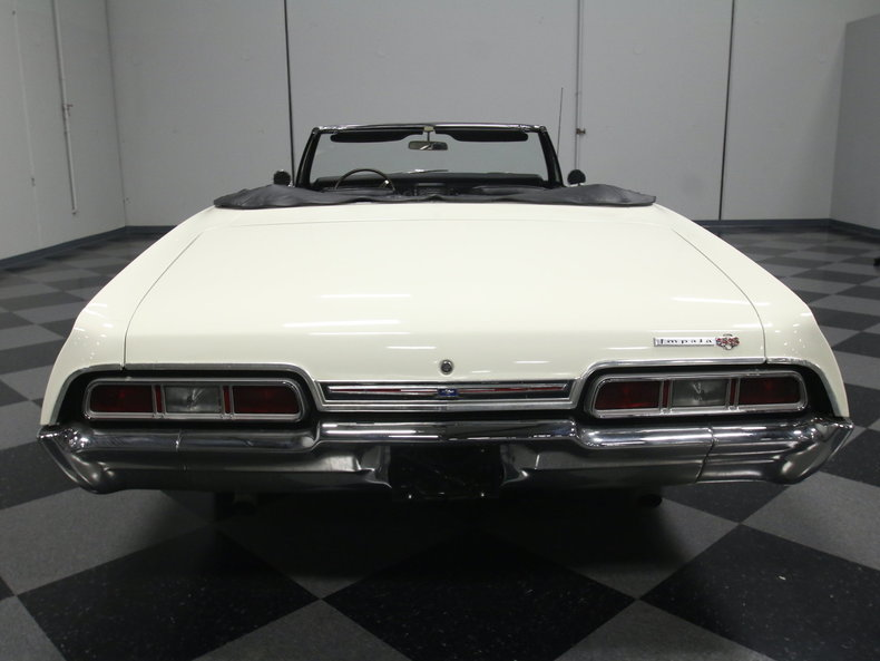 1967 Chevrolet Impala 26