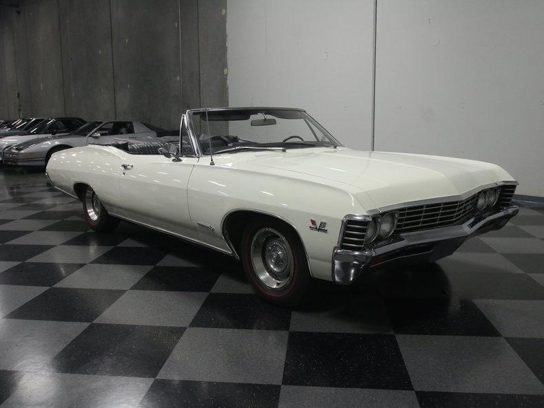 1967 Chevrolet Impala 37