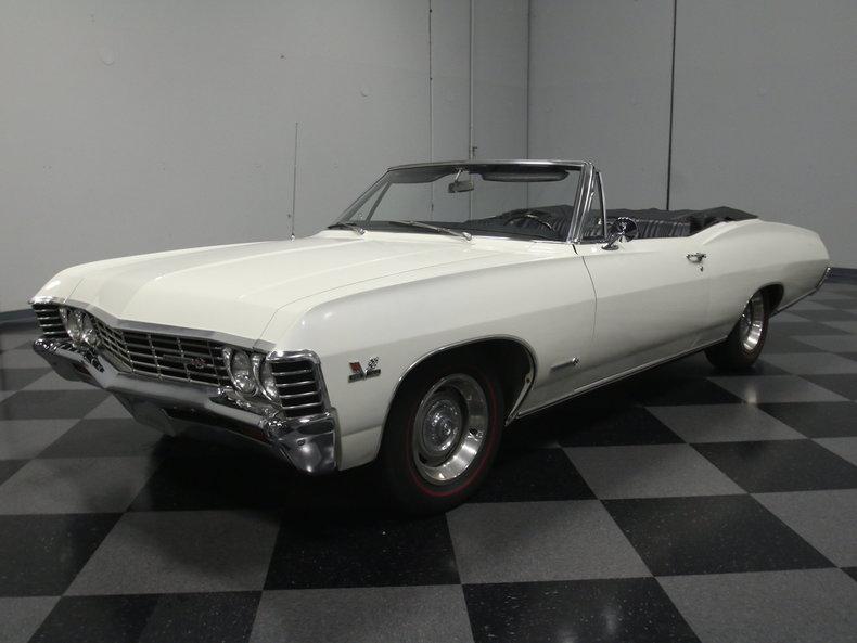 1967 Chevrolet Impala 10