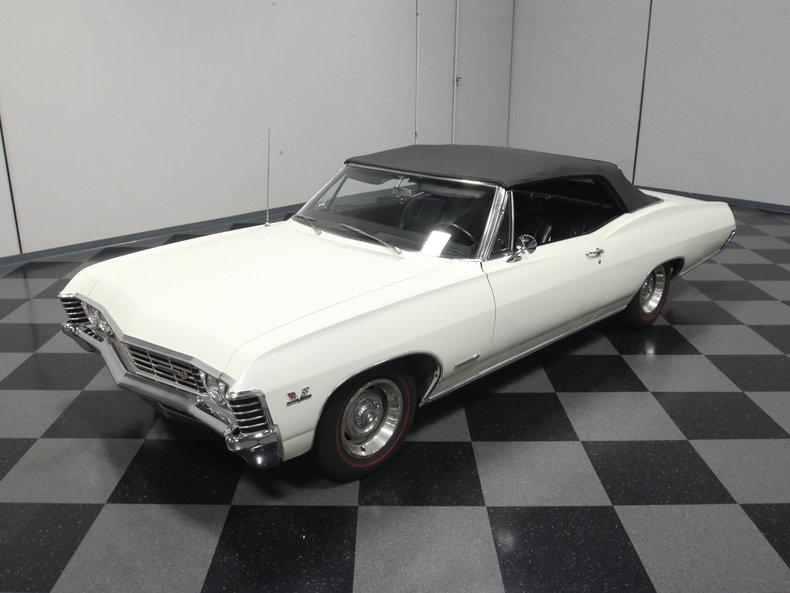 1967 Chevrolet Impala 9