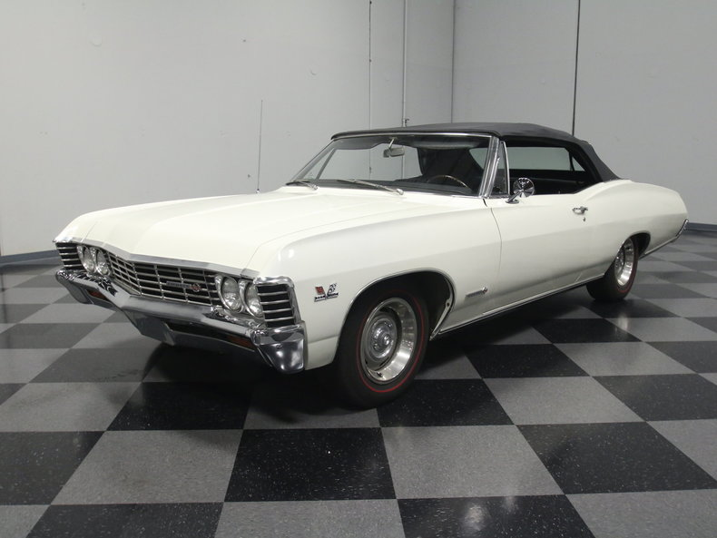 1967 Chevrolet Impala 11