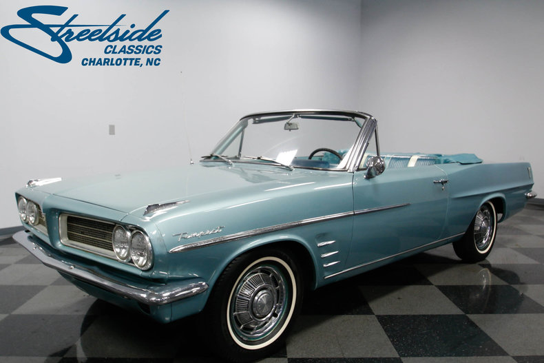 For Sale: 1963 Pontiac Tempest