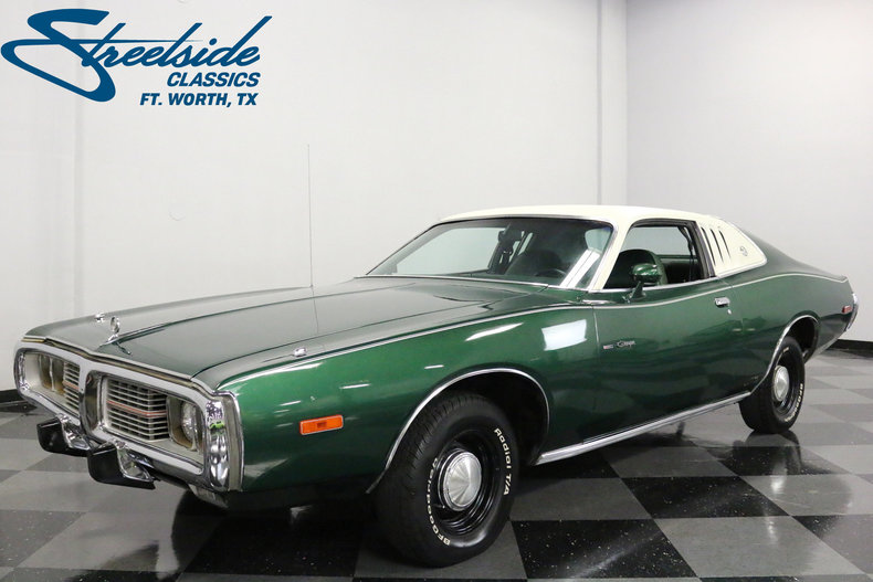 For Sale: 1974 Dodge Charger