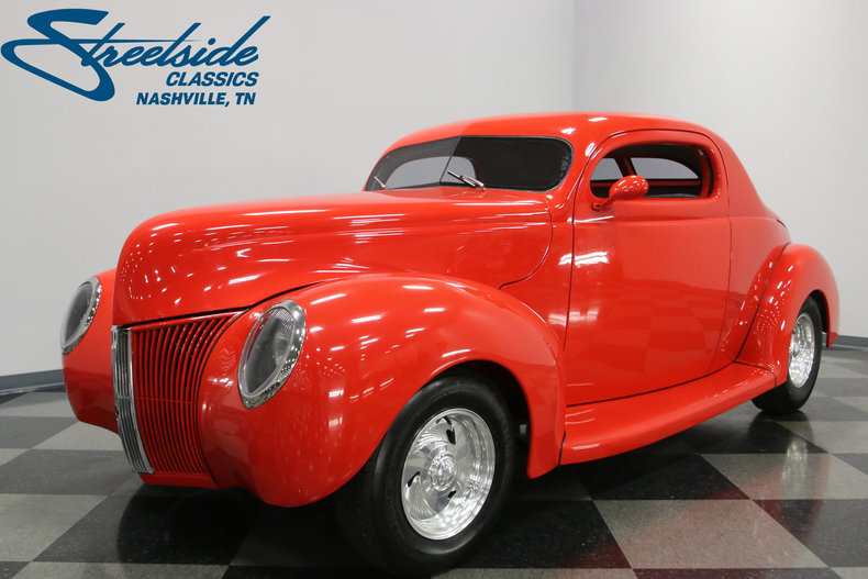 For Sale: 1939 Ford 3-Window