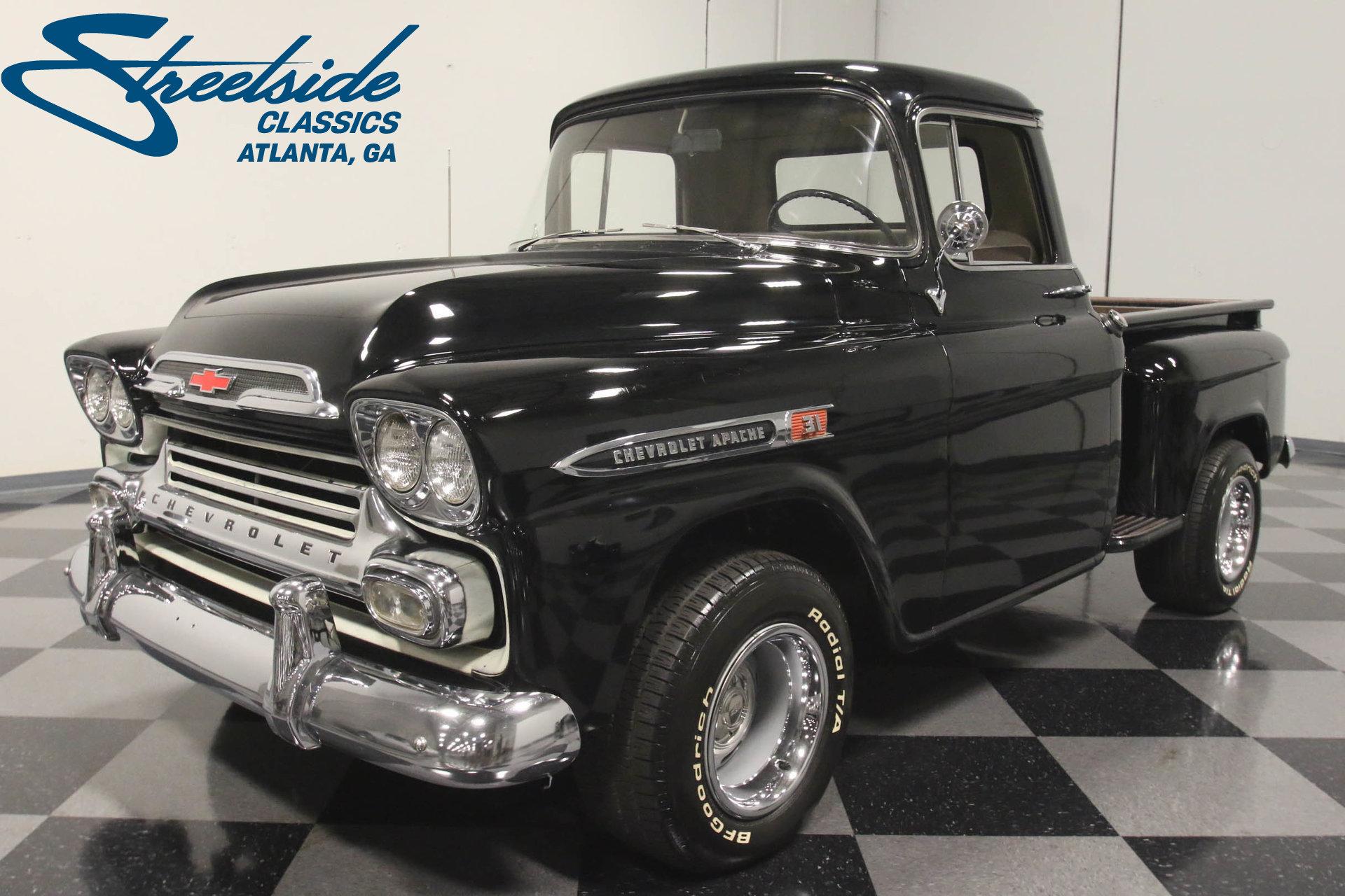 1959 Chevrolet Apache   eBay