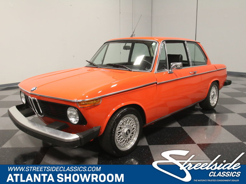 For Sale: 1975 BMW 2002
