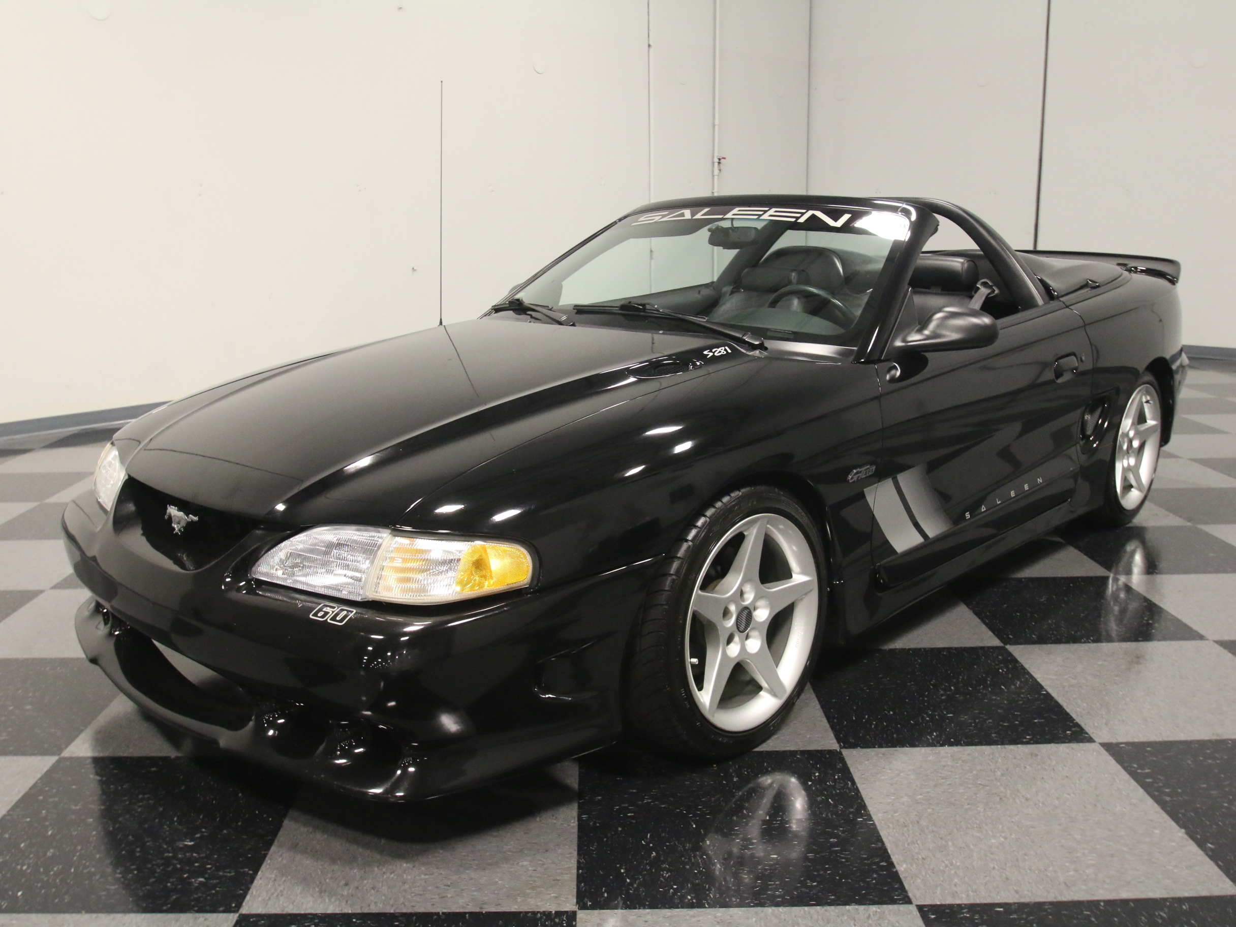 1997 ford mustang streetside classics the nation 39 s. Black Bedroom Furniture Sets. Home Design Ideas