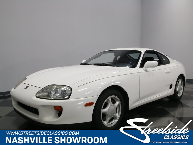 Charmant For Sale: 1995 Toyota Supra