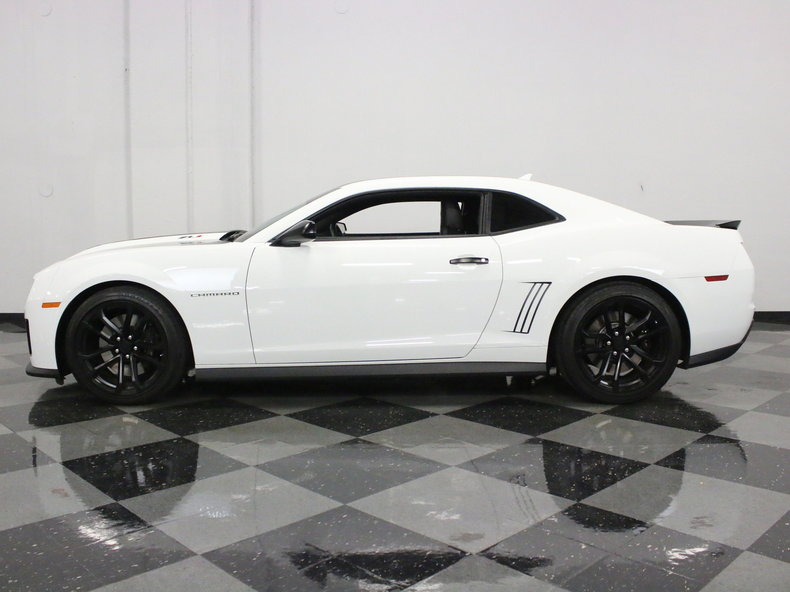 2013 chevrolet camaro streetside classics the nation 39 s. Black Bedroom Furniture Sets. Home Design Ideas