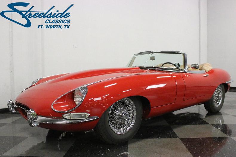 For Sale: 1967 Jaguar E Type
