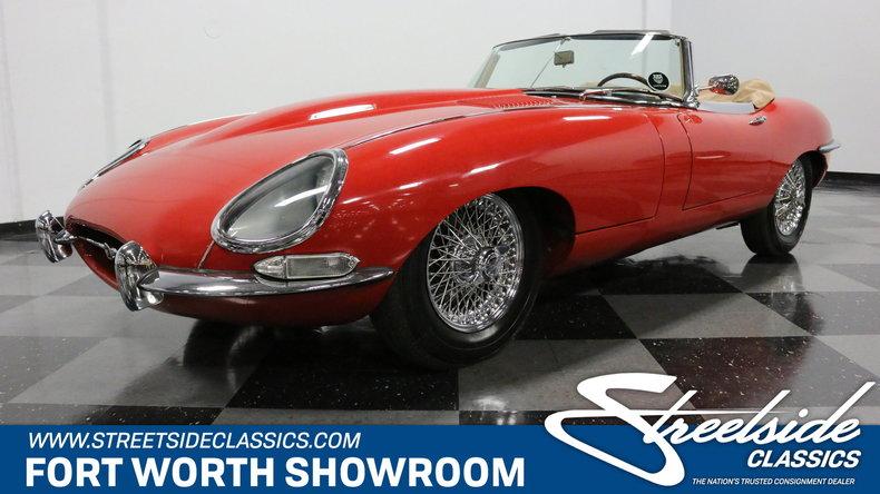 For Sale: 1967 Jaguar E-Type