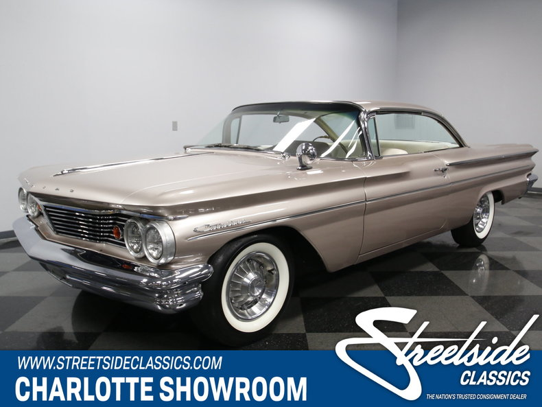 For Sale: 1960 Pontiac Catalina