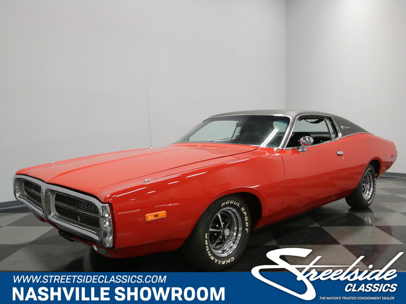 For Sale: 1972 Dodge Charger
