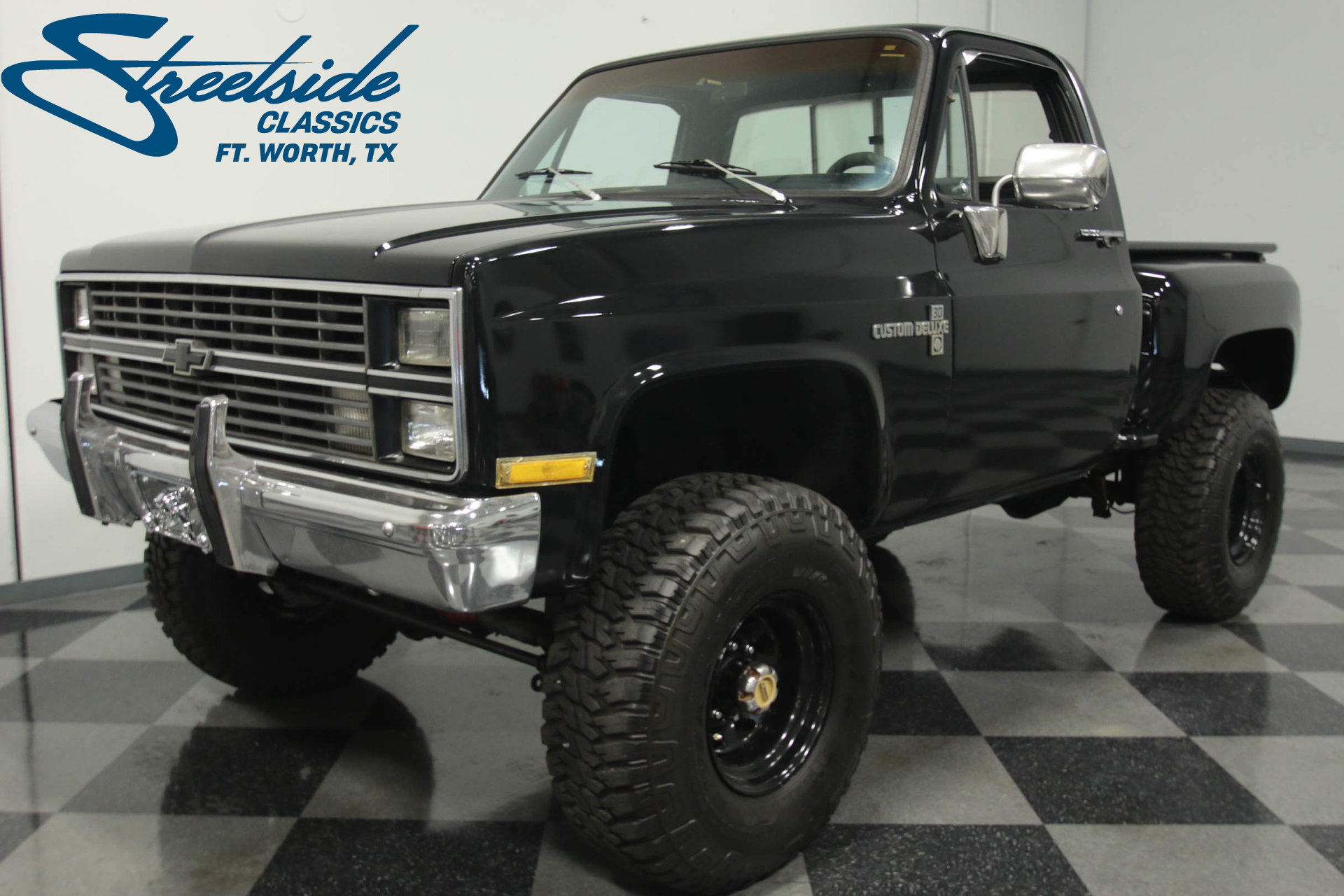 1976 chevrolet k 10 streetside classics the nation 39 s trusted classic car consignment dealer. Black Bedroom Furniture Sets. Home Design Ideas