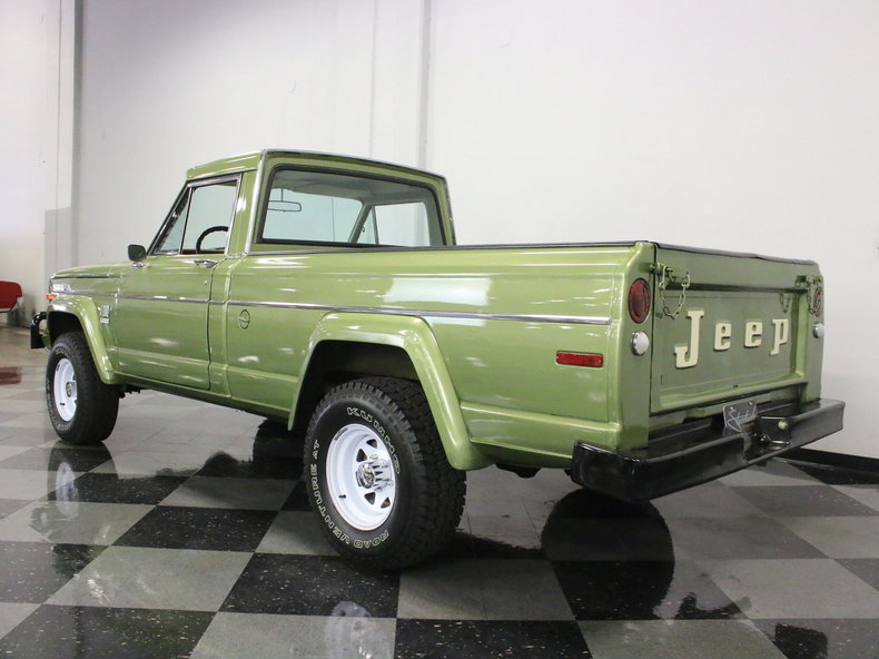 Jeep Dealer In Fort Worth >> 1972 Jeep J-Series | Streetside Classics - The Nation's Trusted Classic Car Consignment Dealer