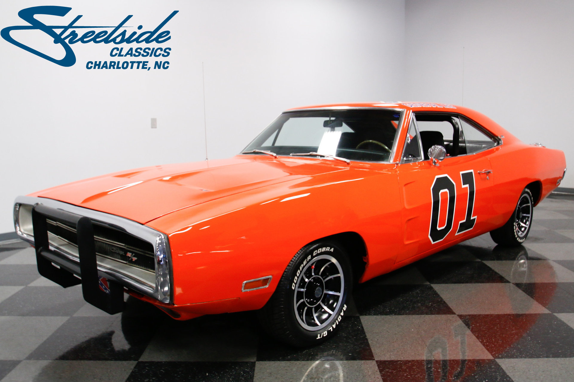 1970 dodge charger general lee r t for sale 51592 mcg. Black Bedroom Furniture Sets. Home Design Ideas