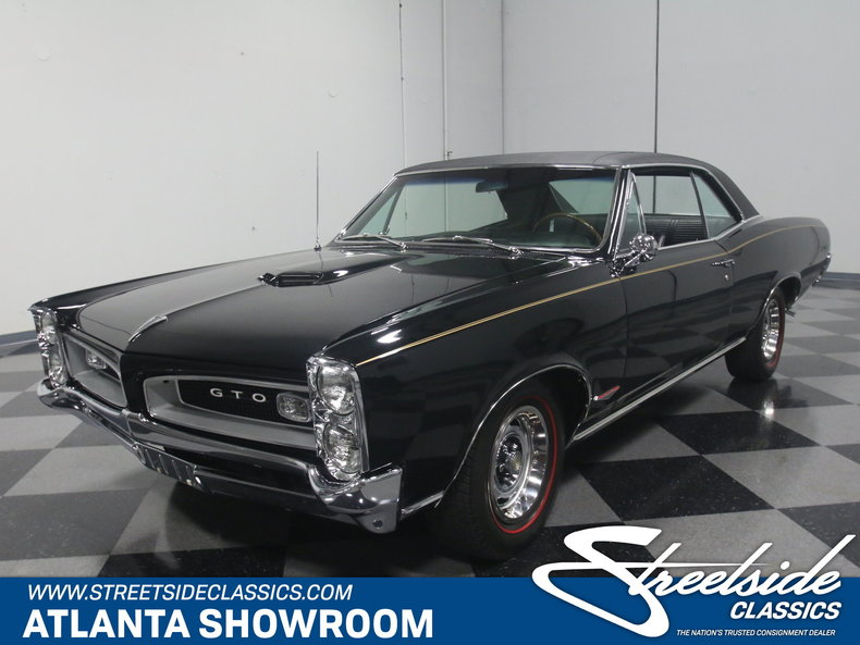 For Sale: 1966 Pontiac GTO
