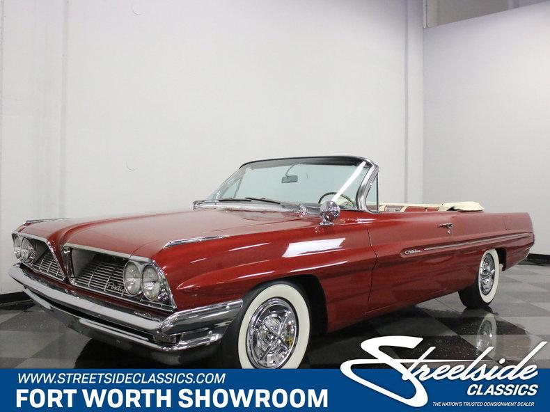 For Sale: 1961 Pontiac Catalina