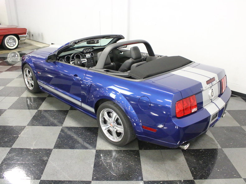 2008 ford mustang shelby gt sc for sale 51489 mcg. Black Bedroom Furniture Sets. Home Design Ideas
