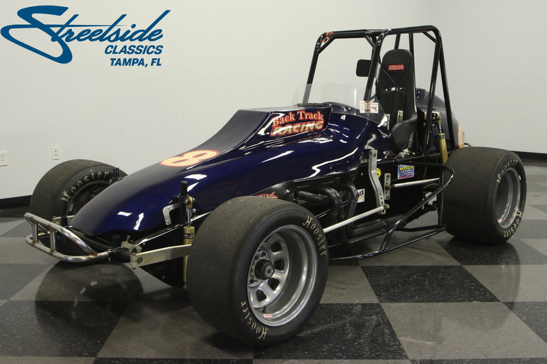 For Sale: 1980 Gambler Sprint Car