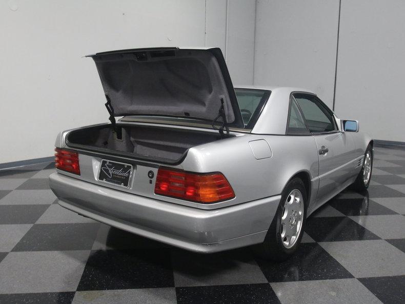 1991 mercedes benz 300sl for sale 51370 mcg for Garage mercedes 94