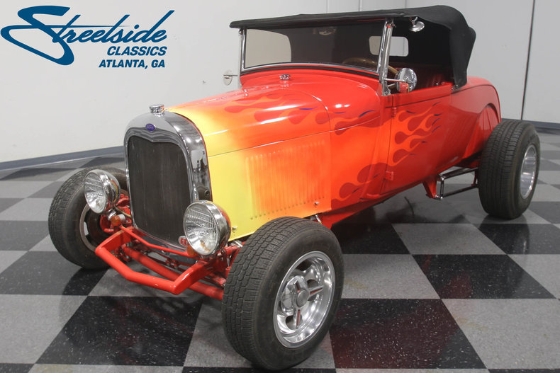 For Sale: 1929 Ford Roadster