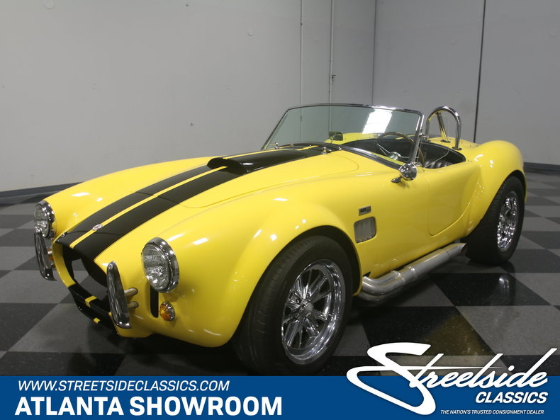 For Sale: 1966 Shelby Cobra