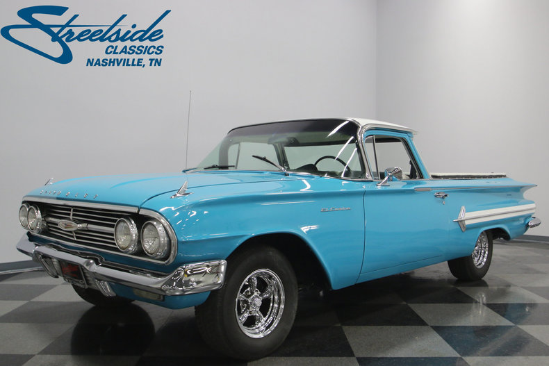 For Sale: 1960 Chevrolet El Camino