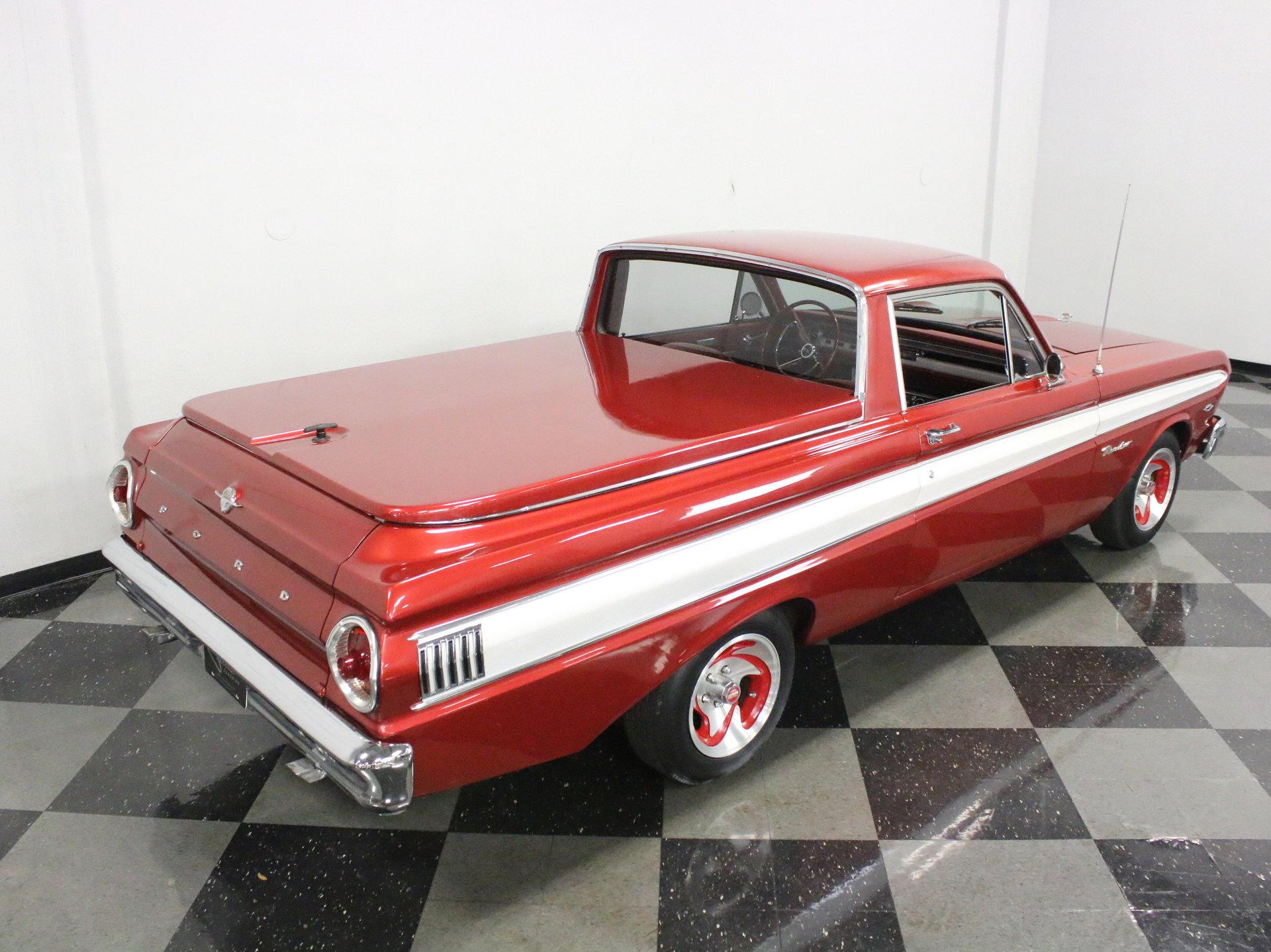 1964 Ford Ranchero For Sale 97954 Mcg